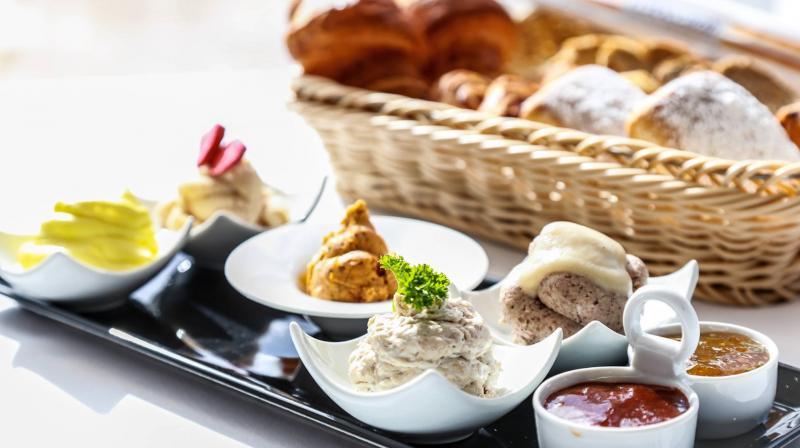 breakfast in mallorca