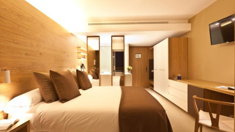 Habitación de diseño Mallorca