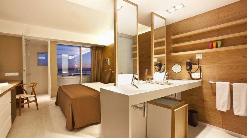 habitación hotel en mallorca con terraza
