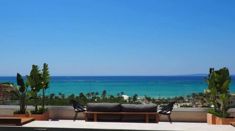 Restaurentes con azotea en Mallorca