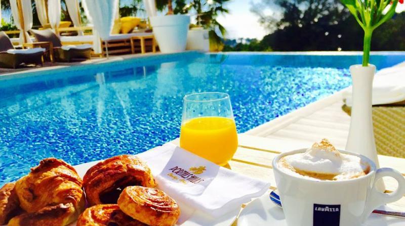 Breakfast in Portals Hills