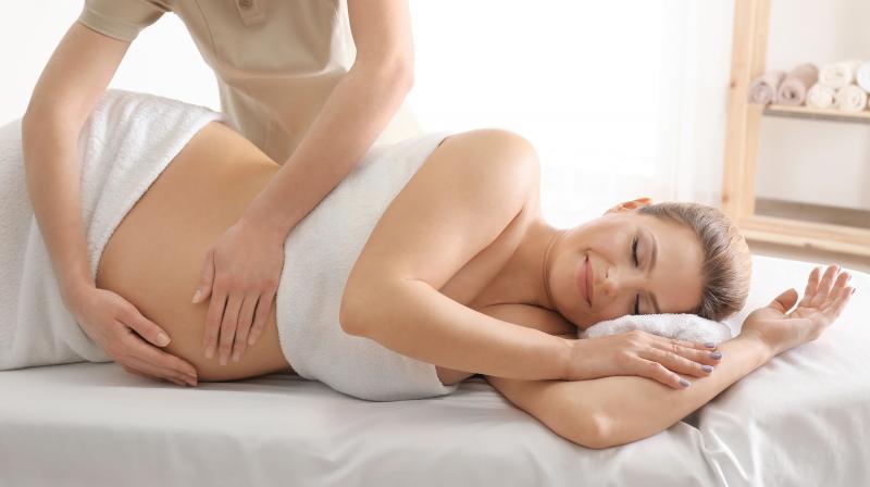 prenatal massage barcelona