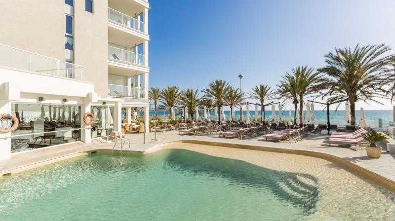 mejores hoteles playa de palma