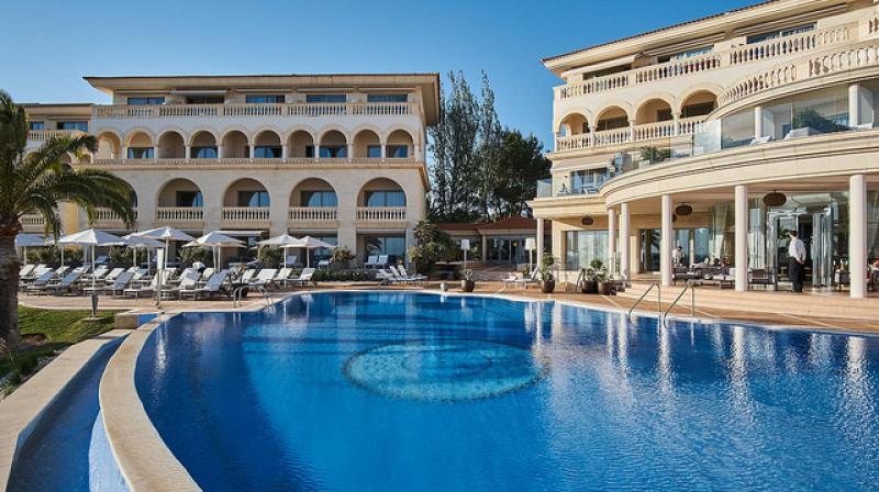 best hotel in santa ponsa mallorca