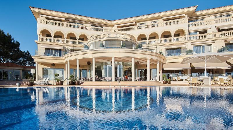 Hotel con piscina en Mallorca