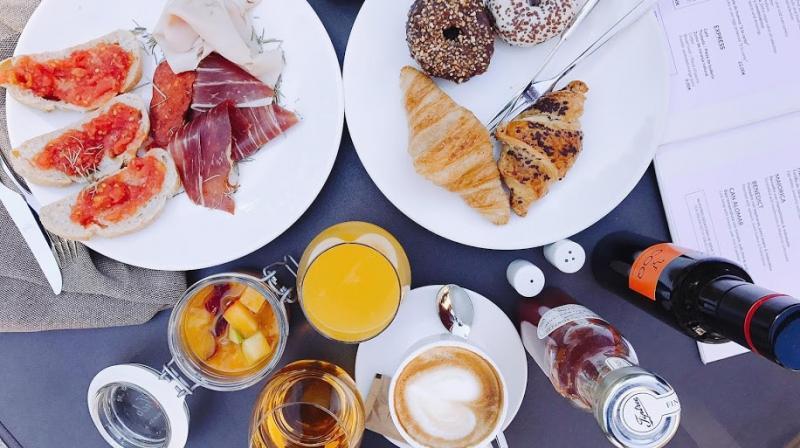 mejor desayuno de palma con vistas