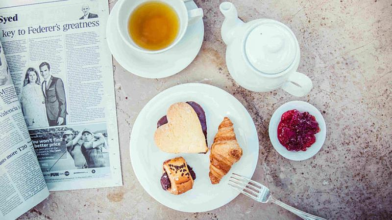 desayuno sheraton mallorca