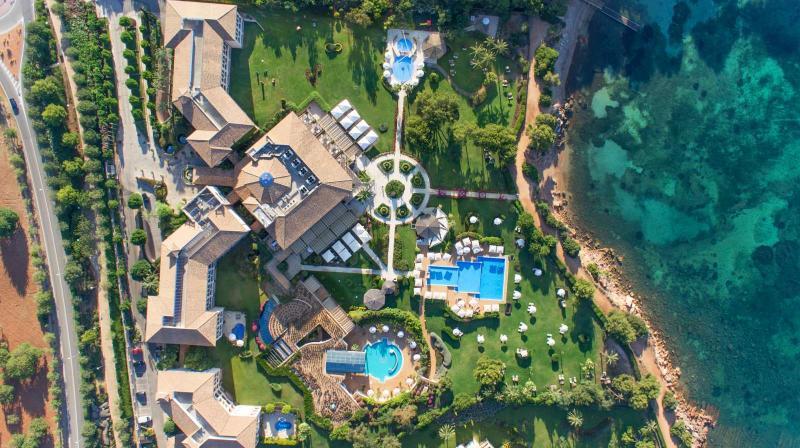 best lixury hotel in mallorca