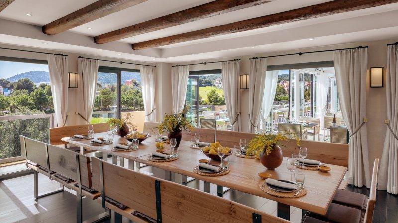 restaurant camp de mar