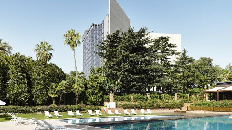 Fairmont Barcelona Hotel