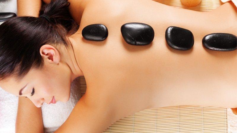 a284b2a9392 90min Hot Stone Massage & Explore Spa Access