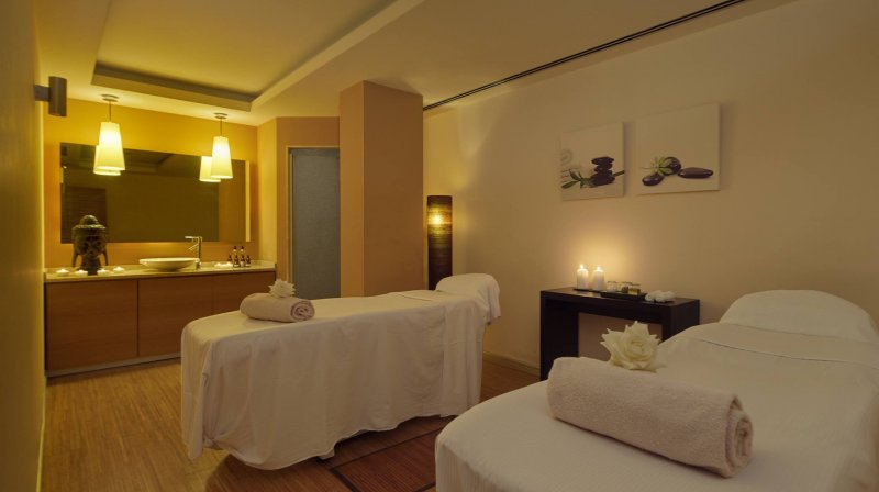 massage room hilton