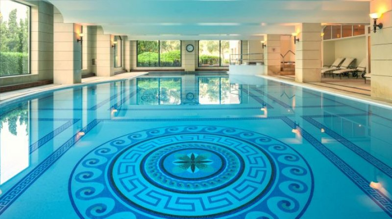 Medical Beauty indoor pool