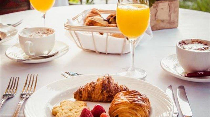 castillo breakfast
