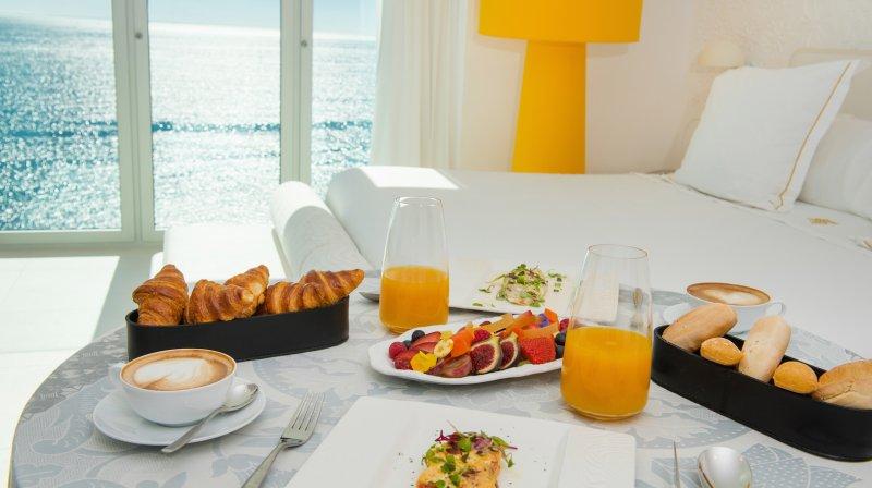breakfast and spa in Mallorca