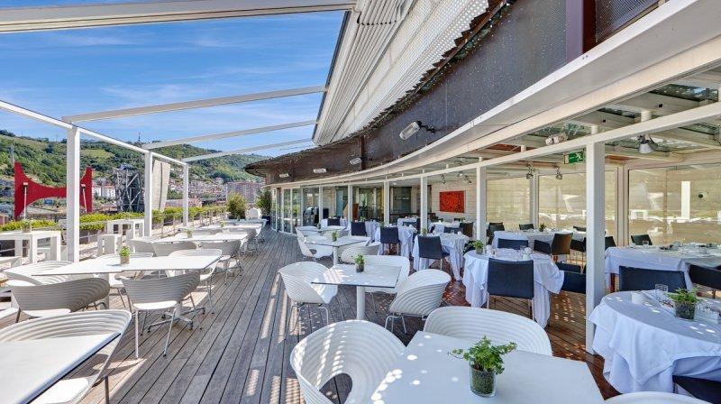breakfast terrace domine bilbao