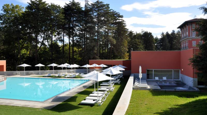 vidago spa pool