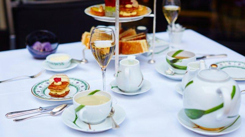 afternoon tea vidago palace
