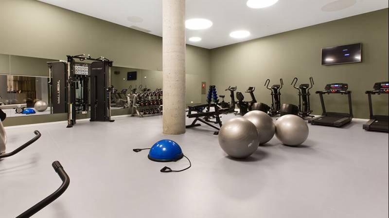 llaut hotel gym