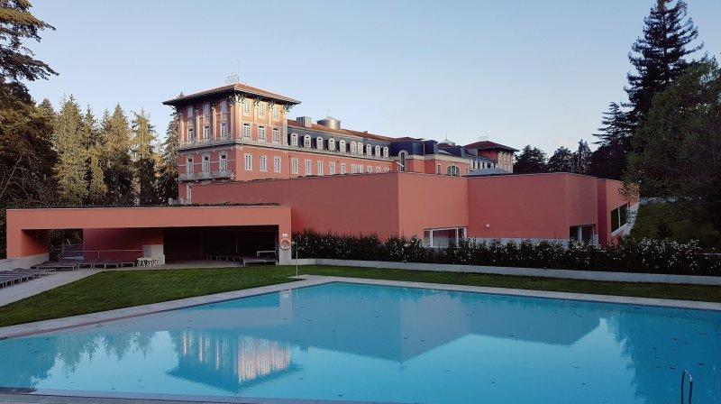 vidago pool