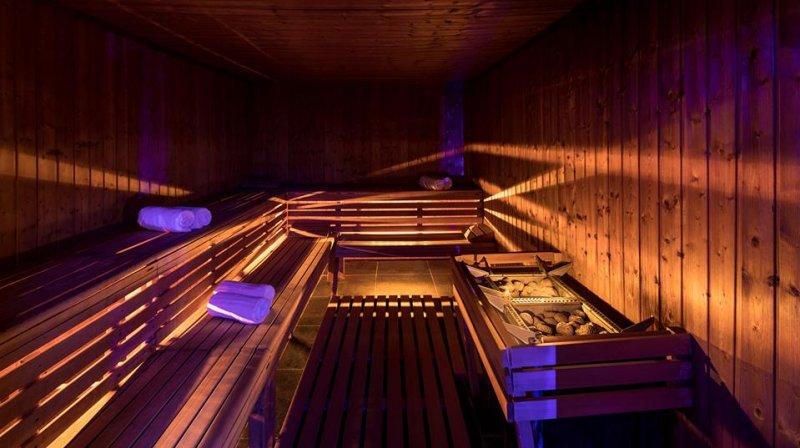 sauna carlo IV