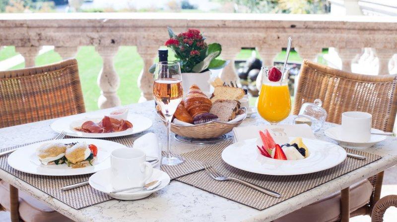 desayuno villa padierna