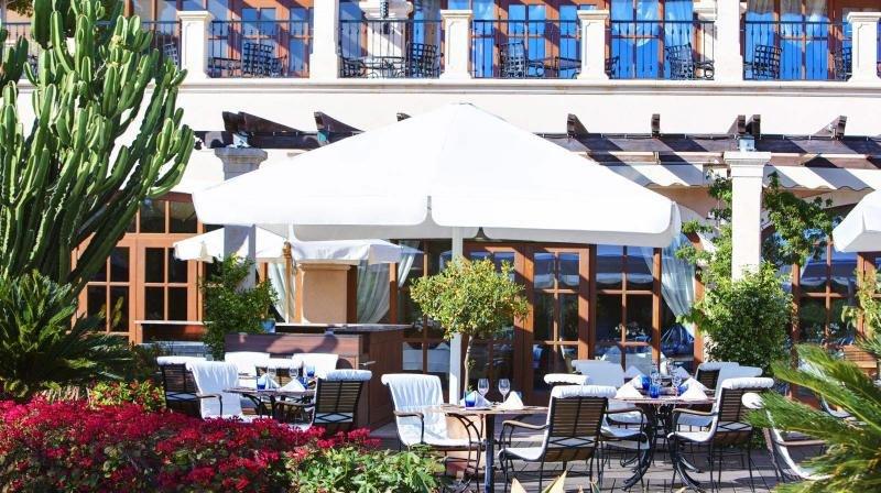 Terraza Restaurante Aqua