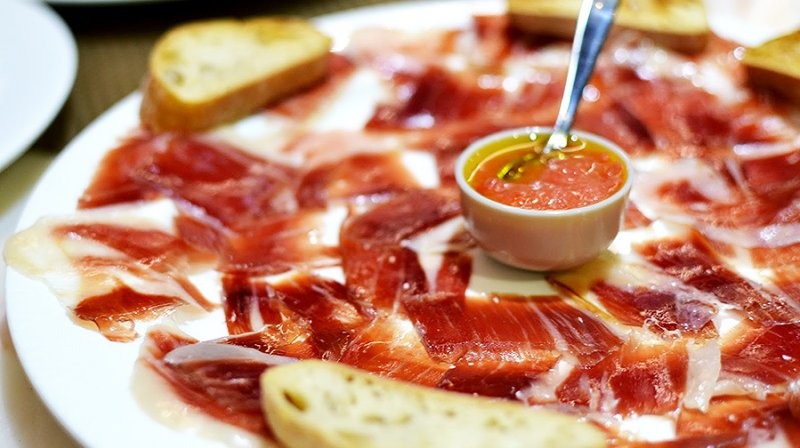 Iberian Ham Board