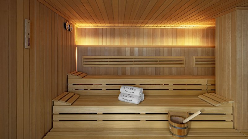 son vida spa sauna