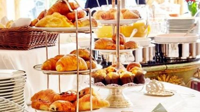 breakfast orfila hotel