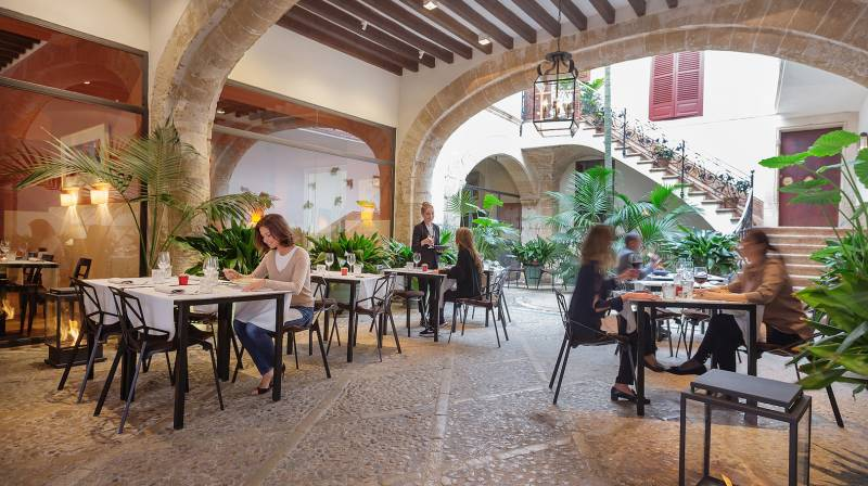 breakfast and accommodation palma de mallorca