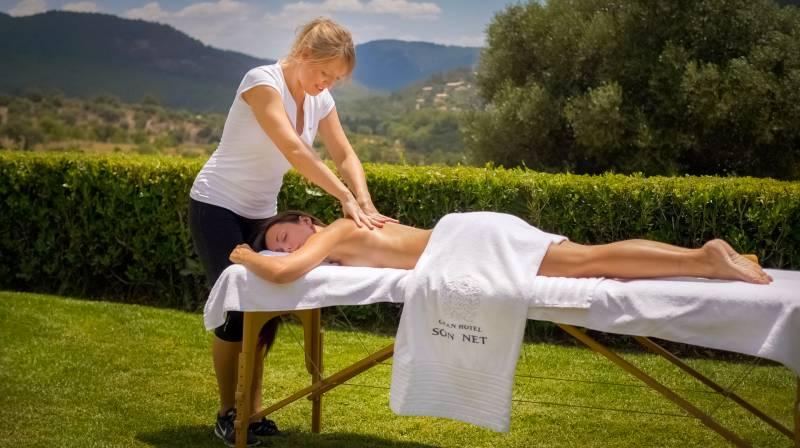 massage gran hotel son net