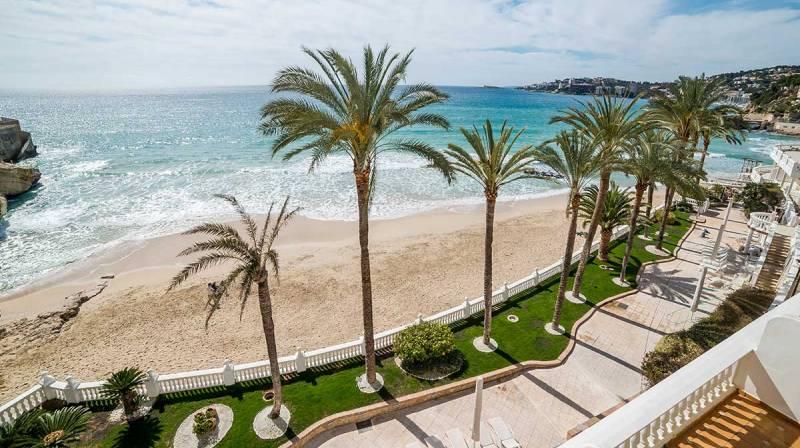beach nixe palace