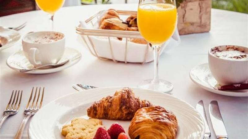 desayuno & spa castillo son vida