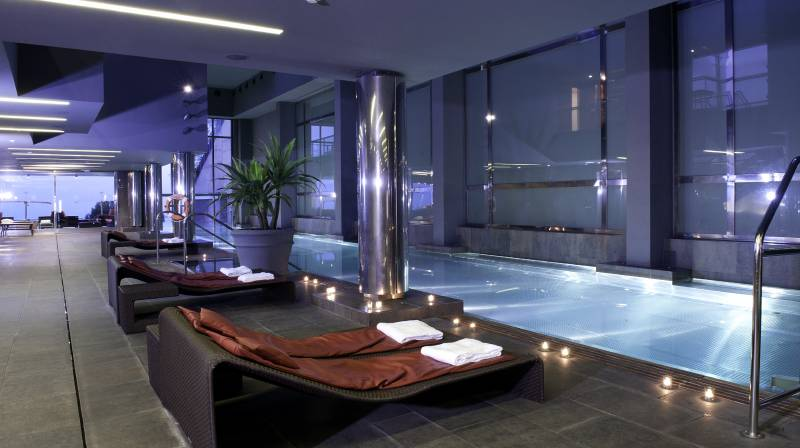 spa day barcelona