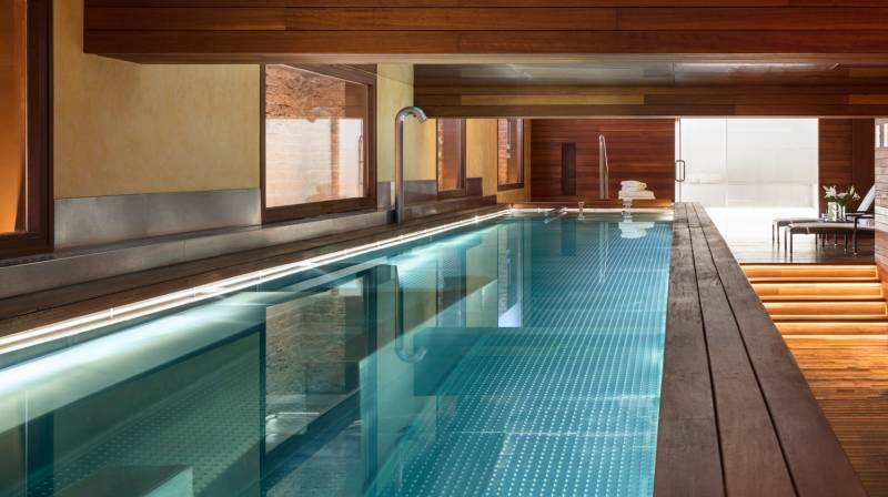spa madrid