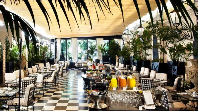 desayuno buffet barcelona