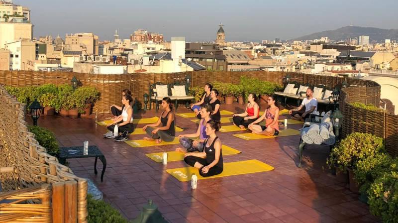 vinyasa yoga barcelona
