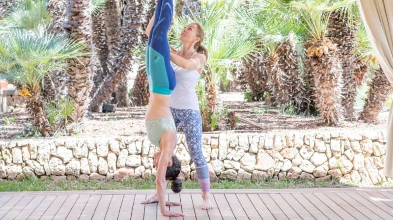 cal reiet Yoga