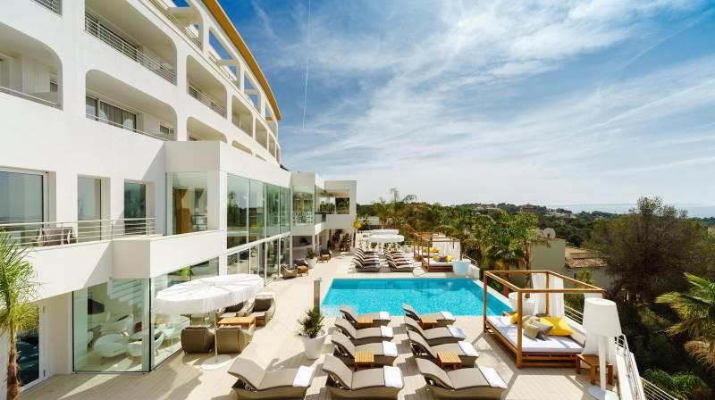 Portals Hills Hotel Treats Lounge