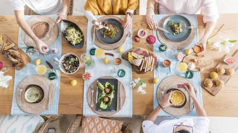 alojamiento y cena en cal reiet