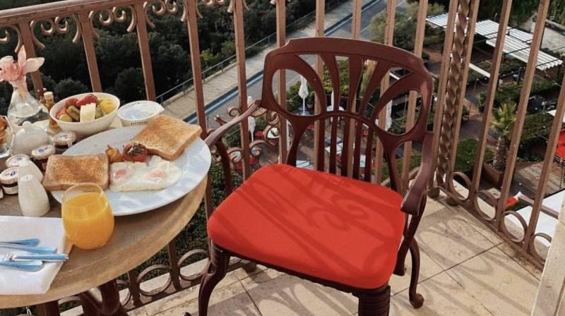 desayuno la florida barcelona