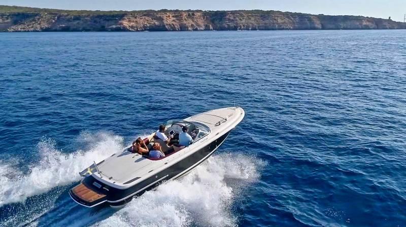 Boat mallorca gift voucher