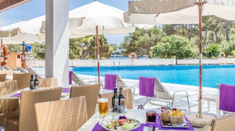 Breakfast Buffet & Spa at Blau Porto Petro Resort & Spa