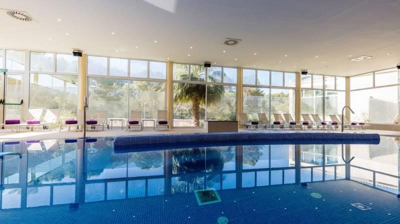 Desayuno & Spa en Blau Porto Petro Resort & Spa