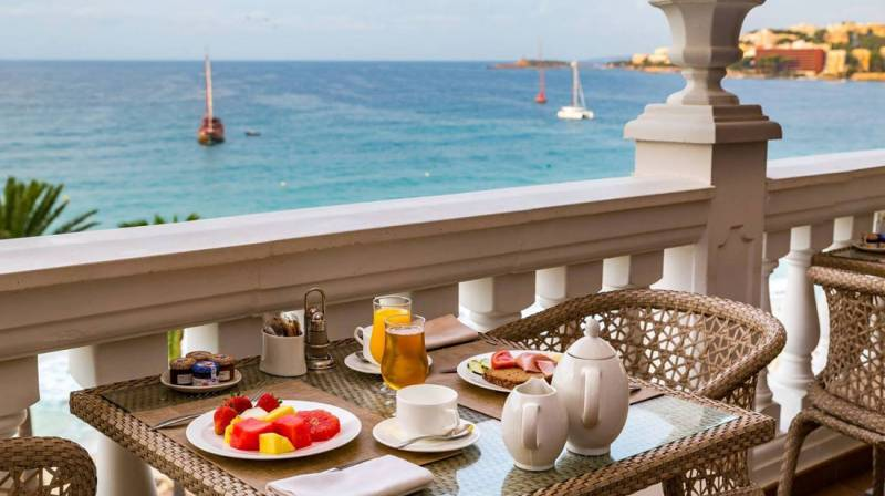 alojamiento y desayuno nixe palace