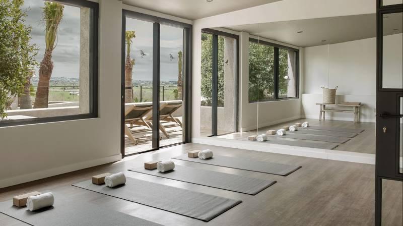 hoteles con yoga mallorca