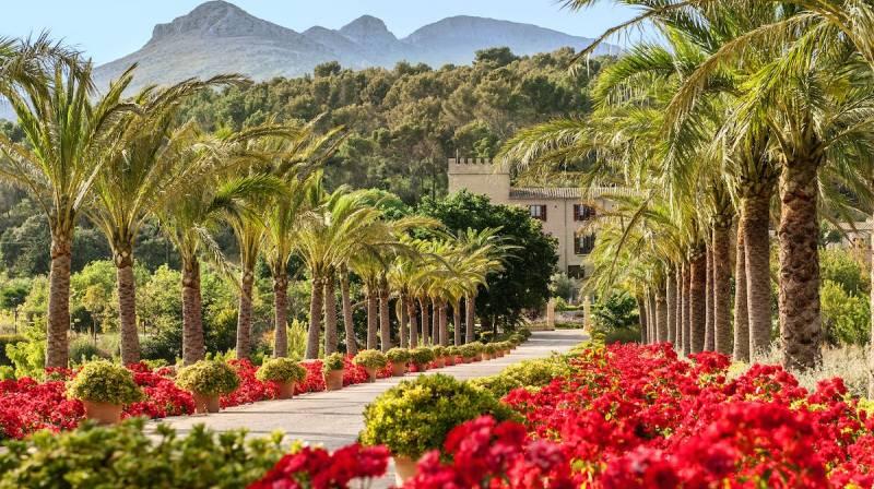 Castell Son Claret hotel