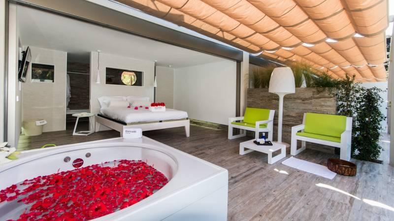 Día de piscina en Formentor Royal Hideaway Hotel