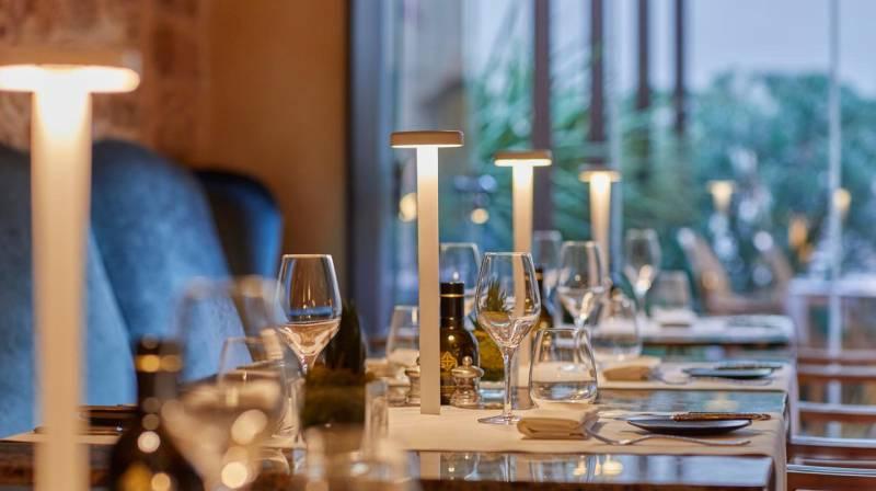 Tess de mar romantic dinner in Mallorca